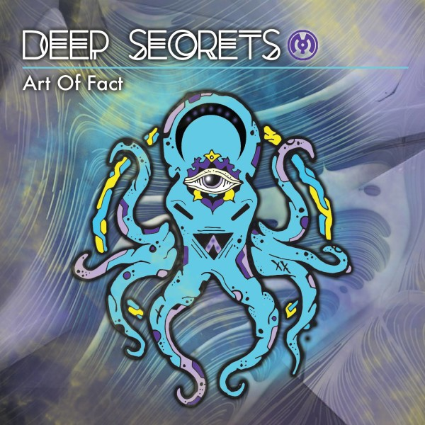 Deep Secrets Album Cover
