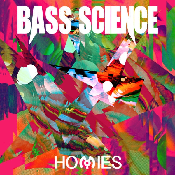Bass Science - Homies Artwork