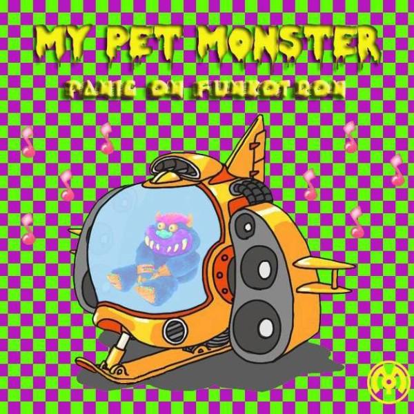 Panic on Funkotron Artwork