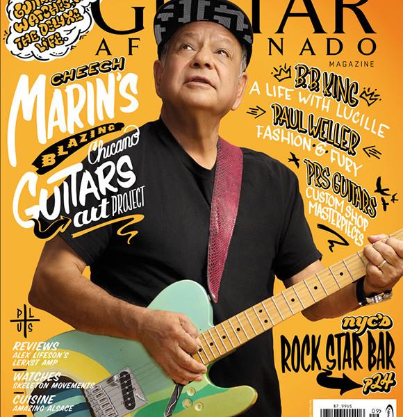 Cheech MalHat Guitar Mag