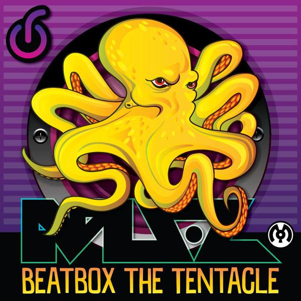 Beatbox the Tentacle Artwork