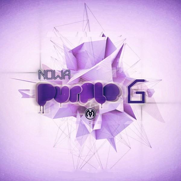 Purple G Artwork