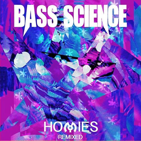 Homies Remixed Artwork