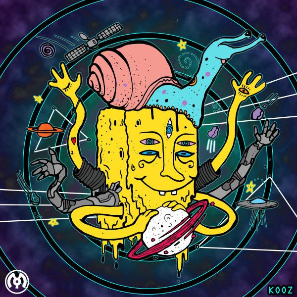 Space Sponge Artwork