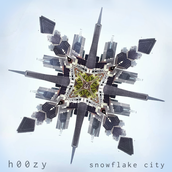 Snowflake City Artwork