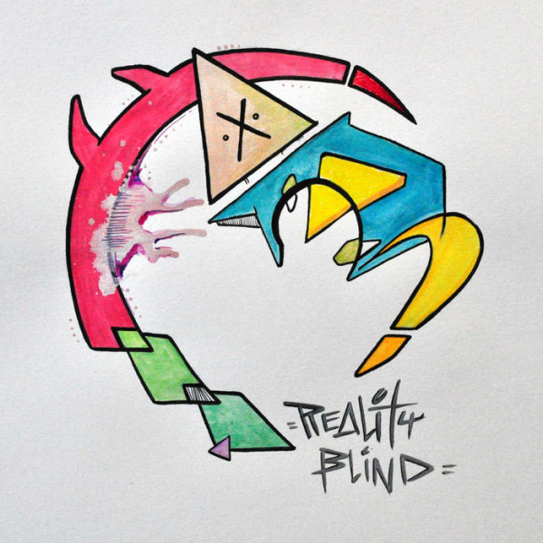 Reality Blind Artwork