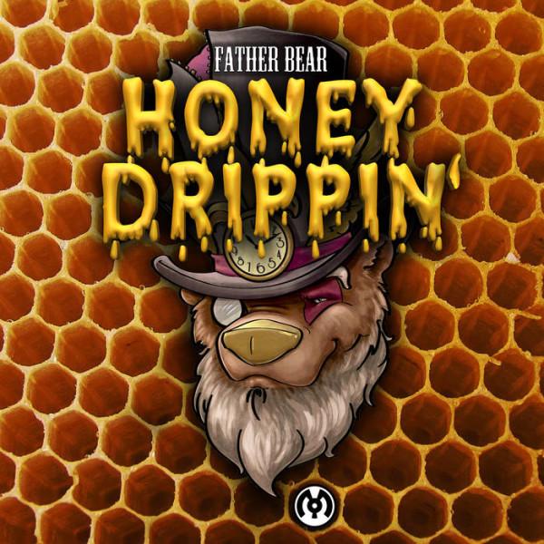 Honey Drippin' Artwork
