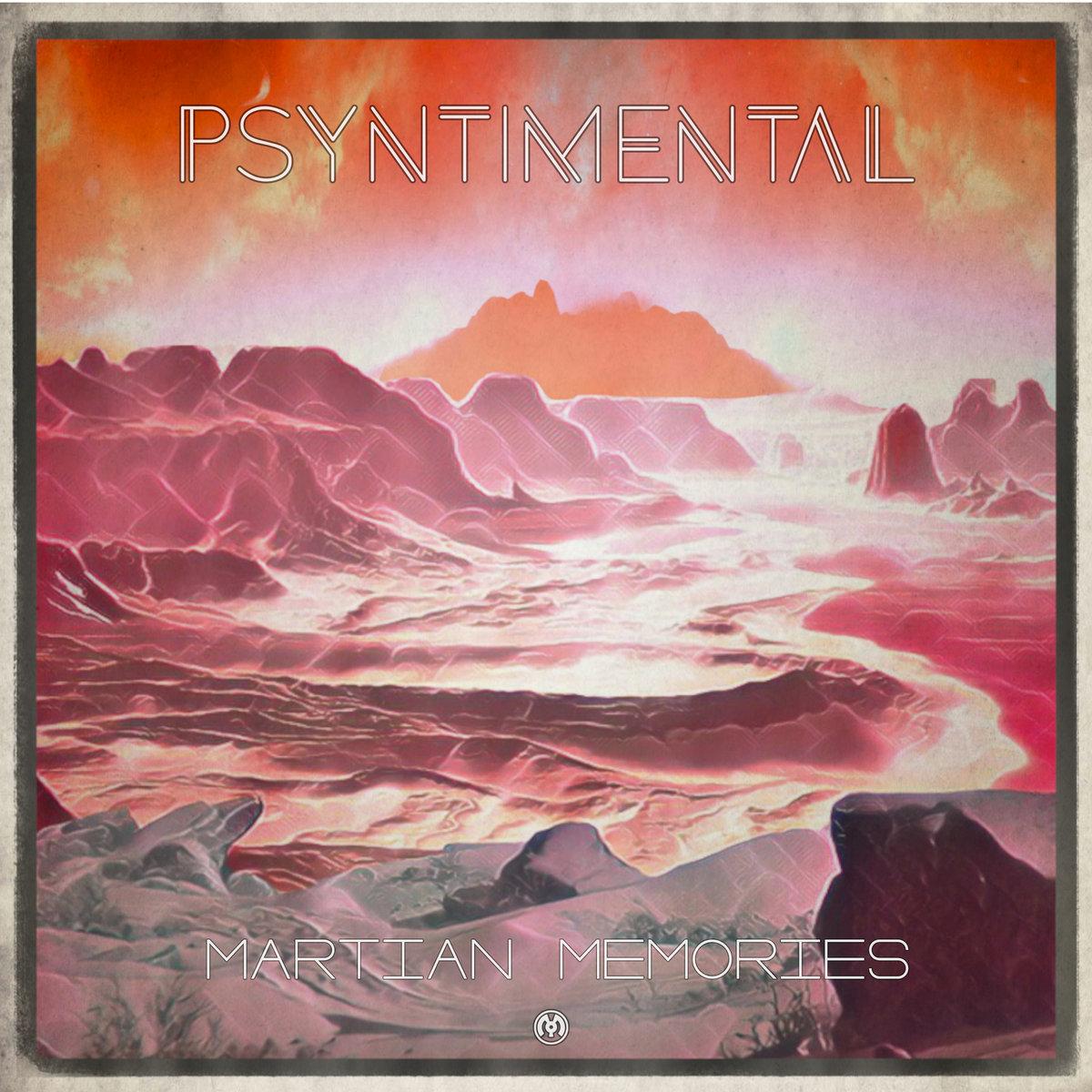 Martian Memories Artwork